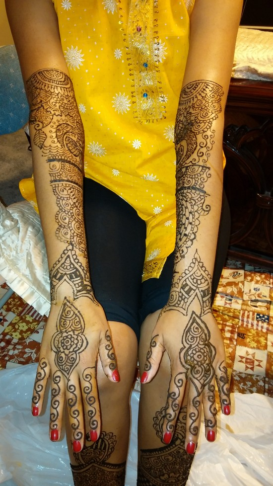 photo of Henna Services