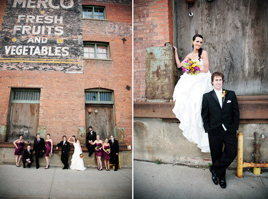 photo of Real Wedding Inspiration: Jennifer and John in Edmonton, Canada