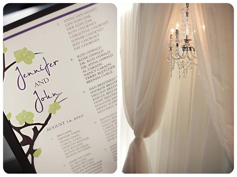 Chic-california-wedding-black-green-purple-wedding-invitations-luxe-sparkly-chandelier-wedding-reception-decor.full