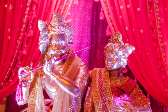photo of Divine Real Wedding Brings Two Cultures Together