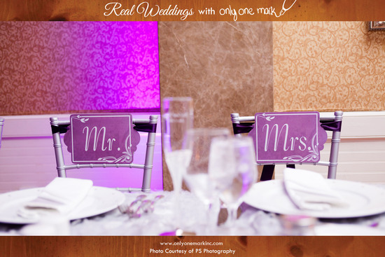 Only One Mark - Real Weddings - Gisel & Isaac