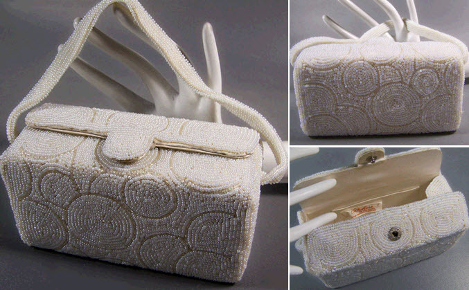 Vintage-bridal-style-clutch-purse-ivory-gold-beaded.full
