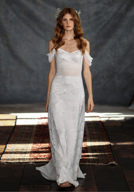 Clementine Wedding Dress from Claire Pettibone s Romantique Collection
