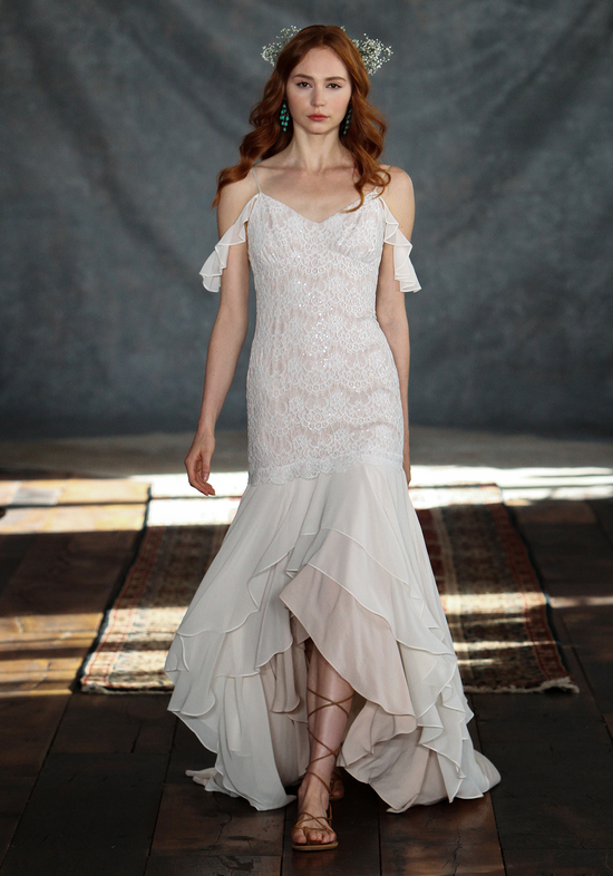 Rhapsody Wedding Dress from Claire Pettibone s Romantique Collection