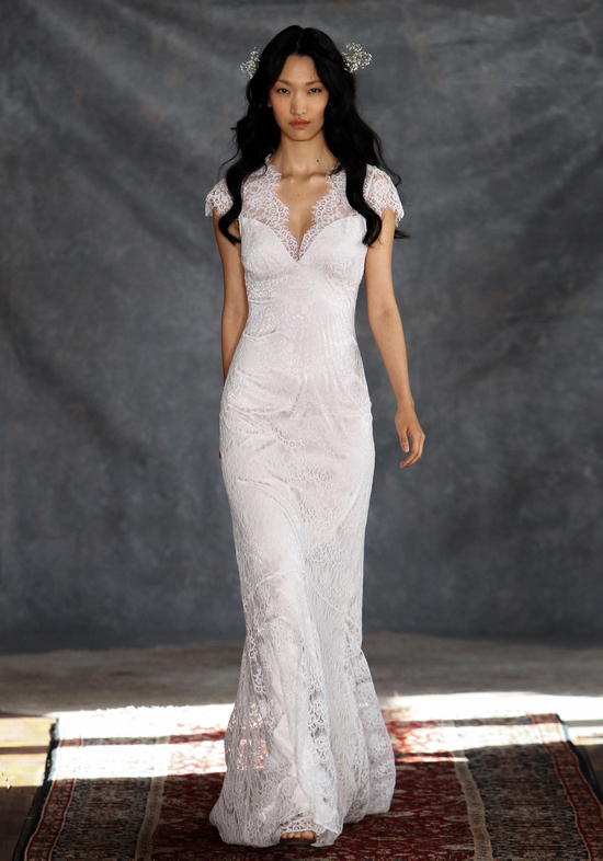 Estelle Wedding Dress from Claire Pettibone s Romantique Collection