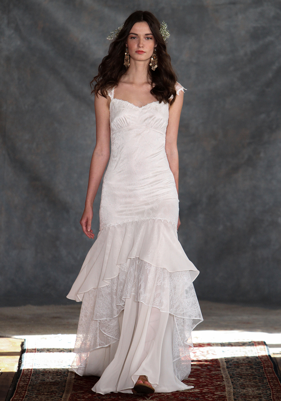 Seraphina Wedding Dress from Claire Pettibone s Romantique Collection