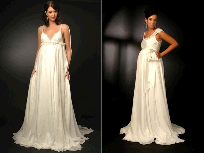 Expectant-mom-to-be-bride-wedding-dress-for-maternity-sarah-houston.full