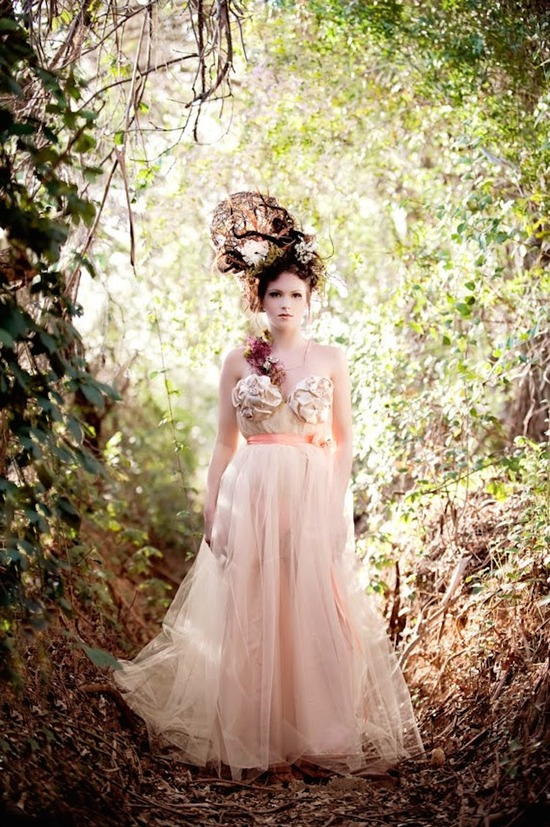 photo of Bride Chic's Trend Watch: Tantalizing Tulle
