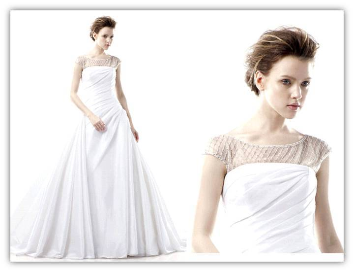 Decantur-white-strapless-wedding-dress-with-sheer-beaded-top-cap-sleeves-a-line-classic.full