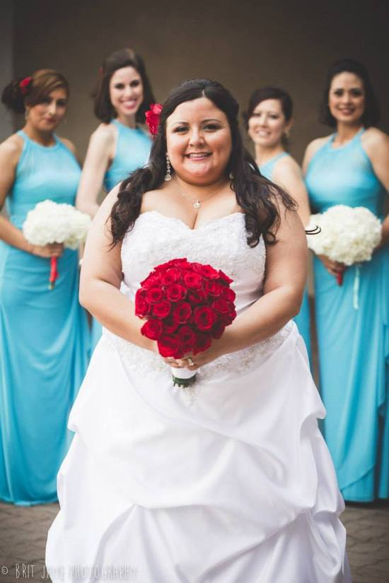 Bridesmaid Photo