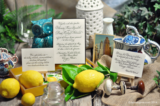 lemon-letterpress-invitation