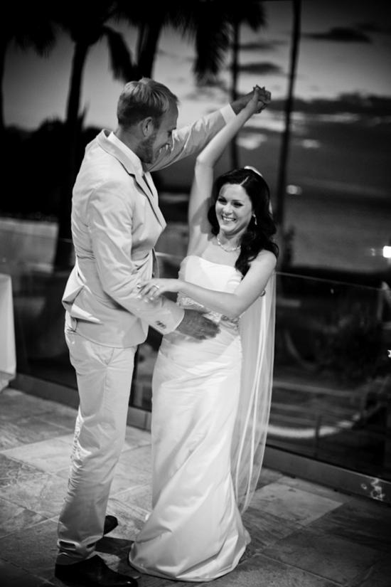 photo of Heavenly Hawaiian Real Wedding