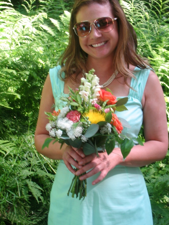 wildflower bridesmaid 3