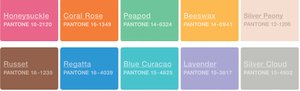photo of 2011 Wedding Color Trends, Are They Here?