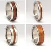 Wood-wedding-bands-with-silver-white-gold-groom-bride-his-hers.square