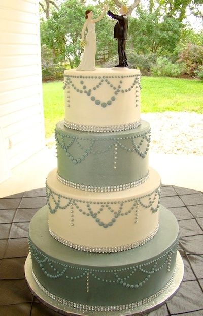elegant smooth buttercream