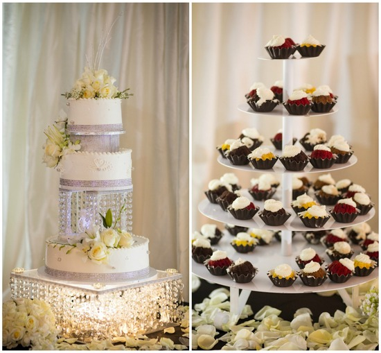 photo of Cake and Cupcakes