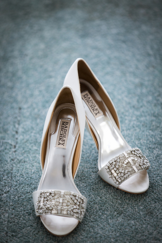 Beautiful Bedazzled Shoes