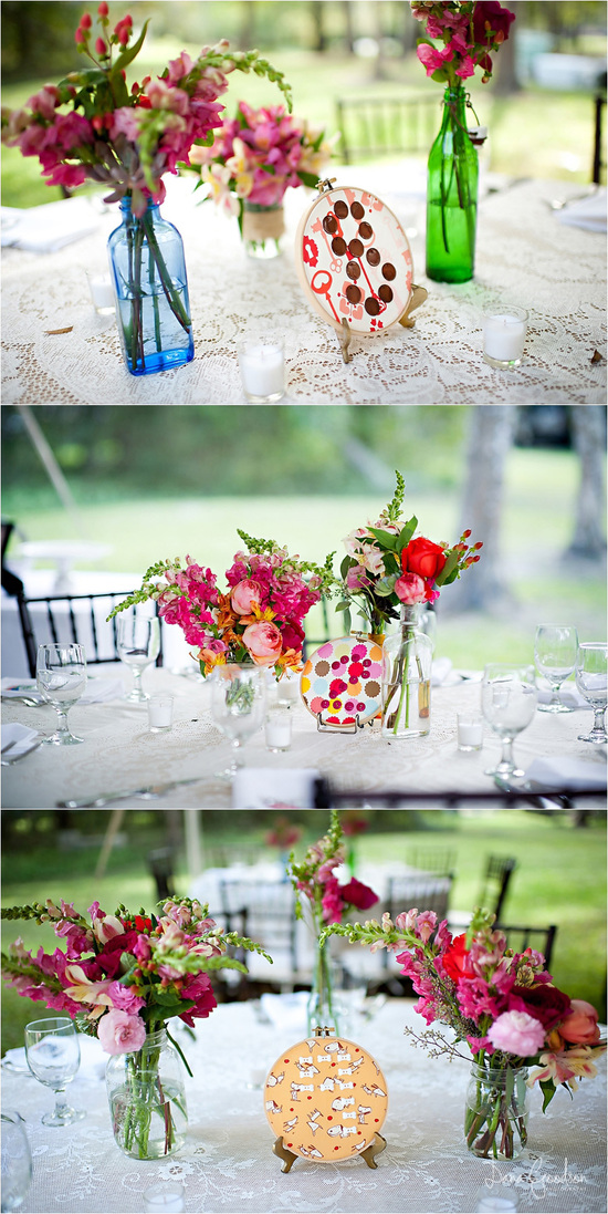 Backyard River Wedding