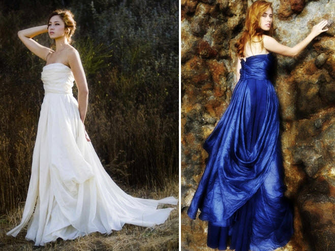 Puridee-eco-friendly-green-wedding-dress-strapless-a-line-dyed-blue.full