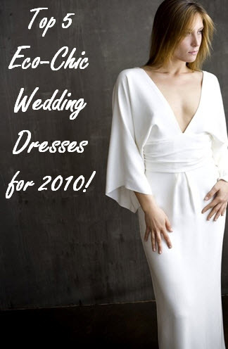 5 fabulous eco-friendly stylish wedding dresses for our green ...