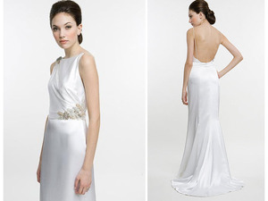 photo of Bridal Style 101: Selecting the Right Silk for Your Wedding Dress by Bride Chic
