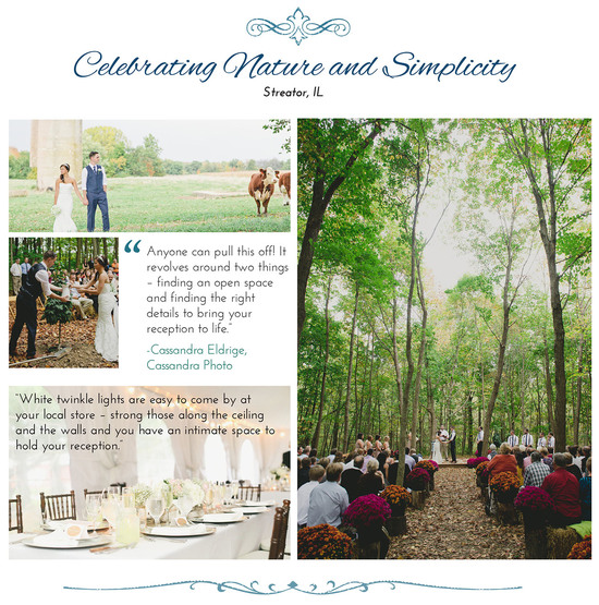 photo of 6 Outdoor Wedding Themes That Embrace Their Natural Elements
