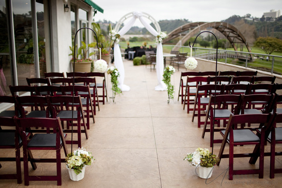 Outdoor Venue Space