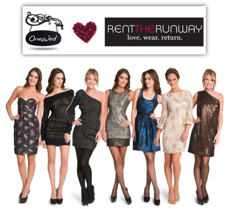 October special from Rent the Runway- pay for one dress rental ...