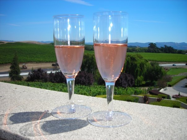 Plan a joint bachelor/bachelorette party to a vineyard or microbrewery