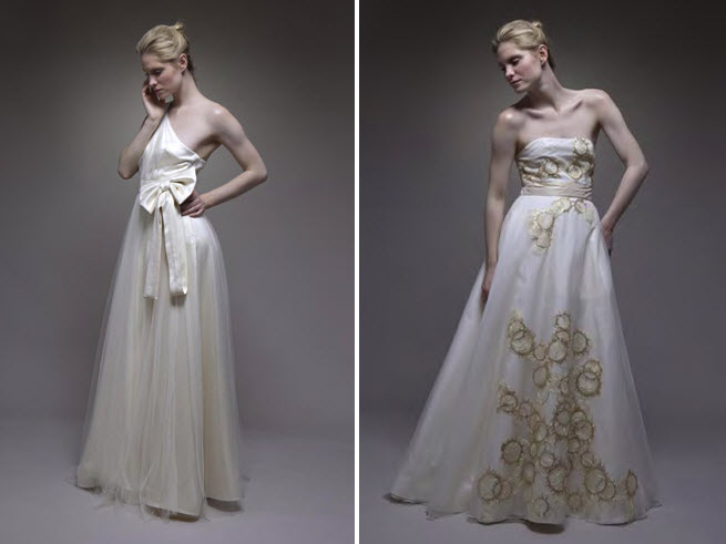 Romantic-vintage-chic-wedding-dresses-ivory-silk-tulle-gold-embroidery-a-line-silhouette.original