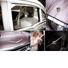 Pearl-pink-silver-vintage-chevy-corvette-wedding-day-transportation-artistic-wedding-band-engagement-ring-photos.square