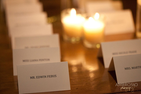 Real Weddings: JC & Carolina - PlaceCards1