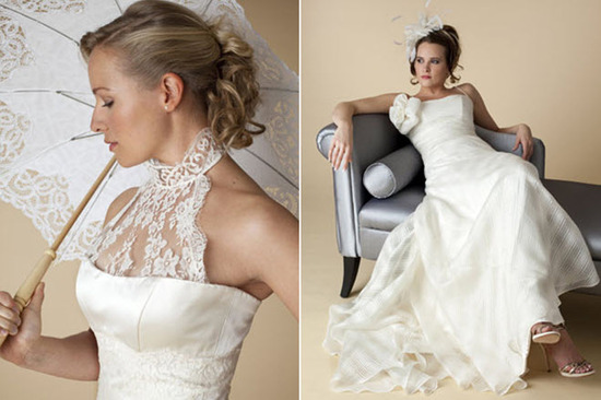 photo of Wedding Dress Designer Spotlight: Emma Hunt