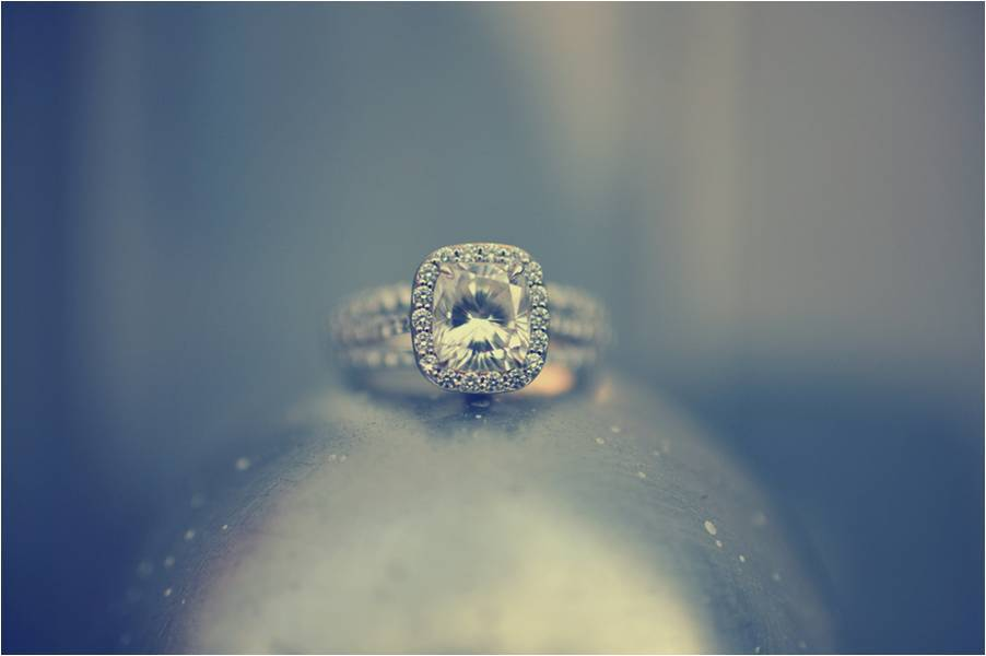 Engagement-session-photos-artsy-vintage-cushion-cut-diamond-ring.full