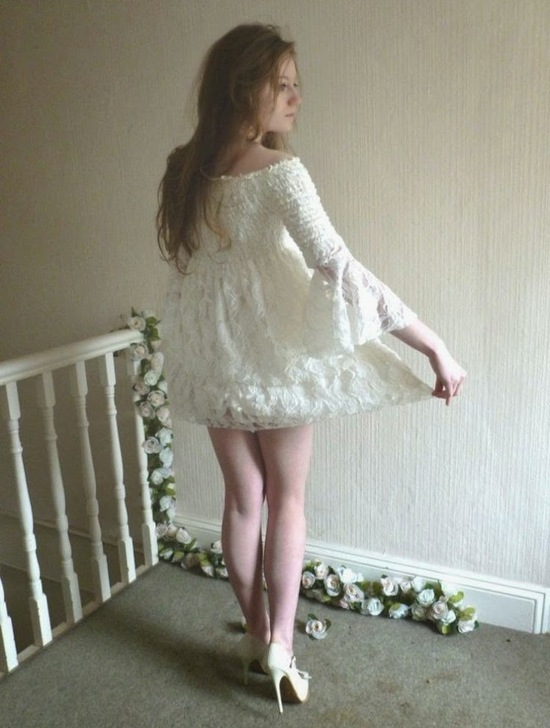 photo of Bride Chic's Trend Watch: Shirr Beauties