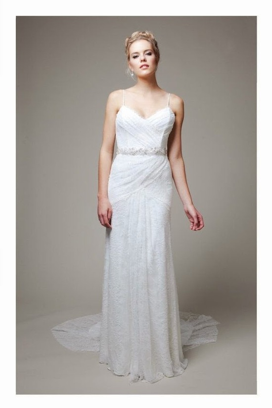 photo of Sultry and Soft Lace Gown