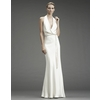 Nicole-miller-wedding-dresses-deep-v-neck-silk-cowl-neck-ribbon-tie-waist-ivory-dp0019.square