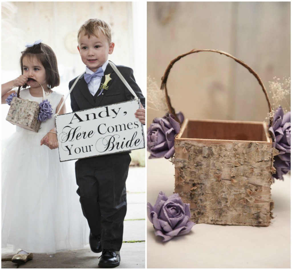 Precious Ring Bearer and Flower Girl