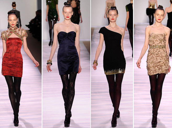 2010-new-york-fashion-week-bridesmaids-dresses-monique-lhuillier-rich-colors-strapless-curve-hugging.full