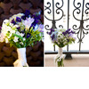 Sophisticated-elegant-wedding-flowers-bridal-bouquet-purple-white-green.square