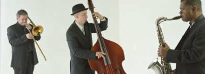 Is a three piece jazz band a good fit for your wedding day music?
