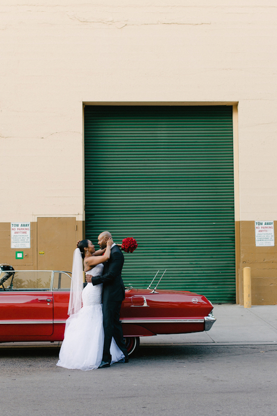 photo of Modern and Luxurious Urban Wedding