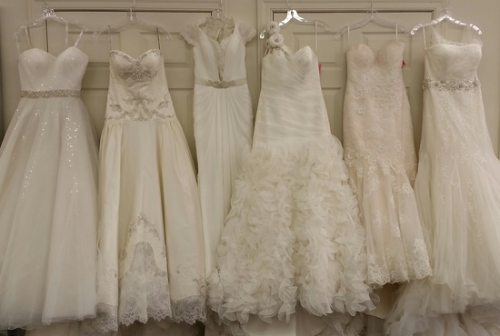 photo of Bride To Be Consignment