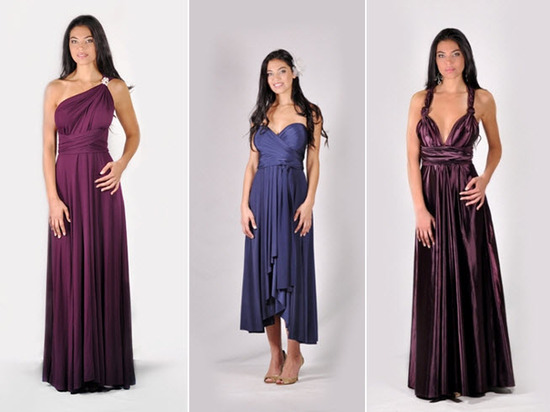 photo of Convertible Bridesmaid Dresses by Bride Chic