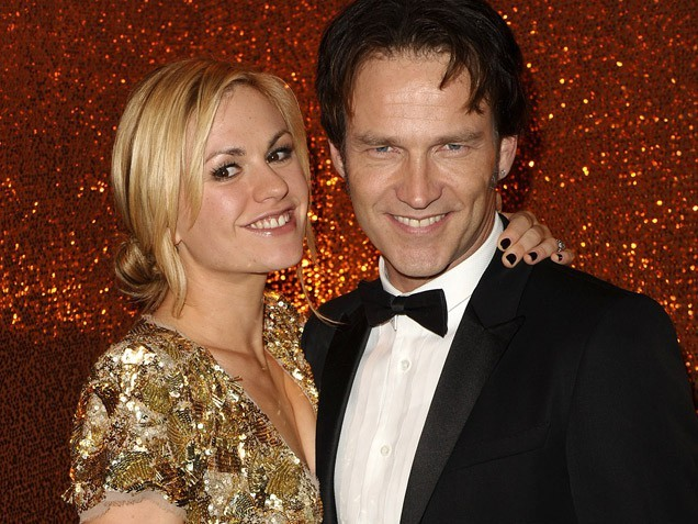 Anna Paquin And Stephen Moyer S True Blood Wedding In Malibu
