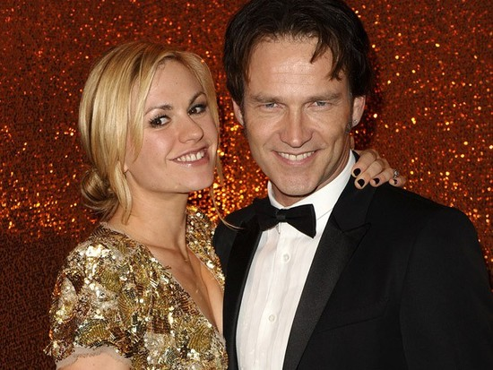 Anna Paquin and Stephen Moyer's True Blood wedding in Malibu!