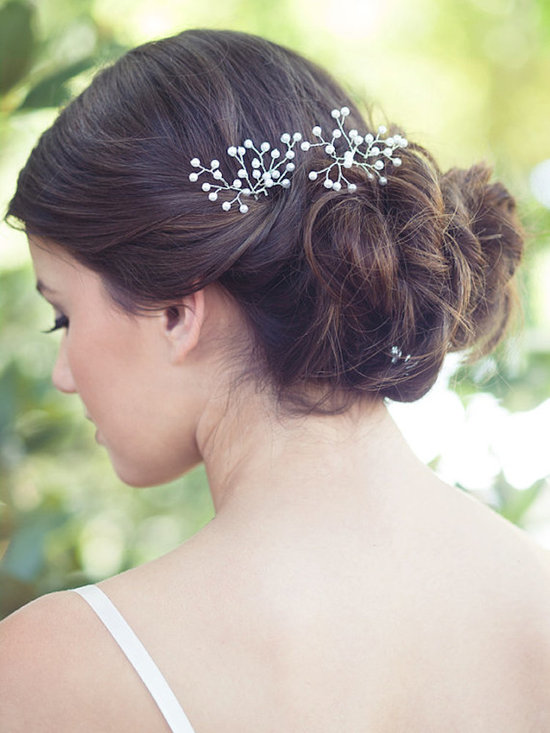 photo of Bridal Hair Accessories We Love