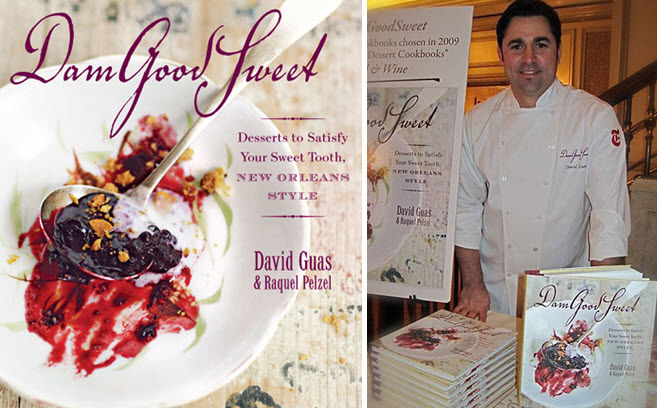 Chef David Gaus shares down South dessert recipes in Dam Good Sweet