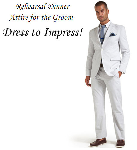 photo of The Groom's Starter Guide to Rehearsal Dinner Attire From The Man Registry
